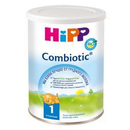 Молочная смесь Hipp Combiotiс 1 с рождения, 800 г