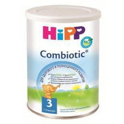 Молочная смесь Hipp Combiotiс 3 с 10 мес, 350 г