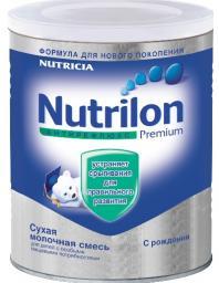 Молочная смесь Nutrilon Антирефлюкс с рождения, 400 г