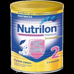 Молочная смесь Nutrilon Гипоаллергенный 2 с 6 мес, 400 г
