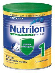Молочная смесь Nutrilon Кисломолочный с рождения, 400 г