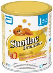 Молочная смесь Similac Premium 1 с рождения, 400 г