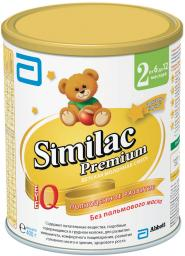 Молочная смесь Similac Premium 2 с 6 мес, 400 г