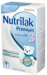 Молочная смесь Nutrilak Premium 3 с 12 мес, 400 г