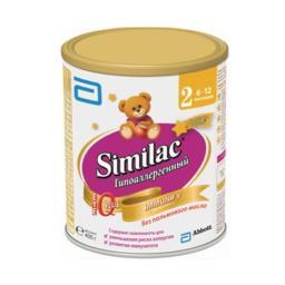 Молочная смесь Similac Гипоаллергенный 2 с 6 мес, 400 г