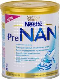Молочная смесь Nestle NAN (НАН) Pre с рождения, 400 г