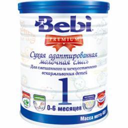 Молочная смесь Bebi Premium 1 с рождения, 400 г