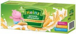 Детское печеньице Heinz с 5 мес, 180 г