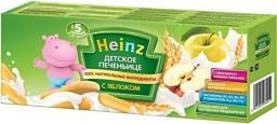 Детское печеньице Heinz с яблоком, с 5 мес., 160 г