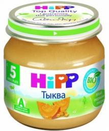 Пюре Hipp Тыква, с 5 мес, 80 г
