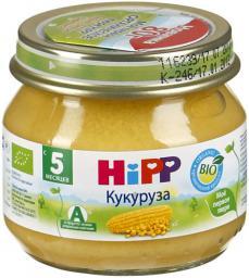 Пюре Hipp Кукуруза, с 5 мес, 80 г