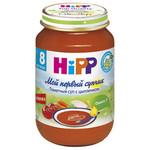 Пюре Hipp Томатный суп с цыпленком, с 8 мес, 190 г