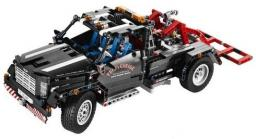 """Игрушка Lego Техник 9395 """"Тягач"""""""