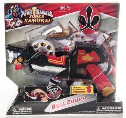 """Игрушка Power Rangers """"Могучие рейнджеры. Буллзука"""""""