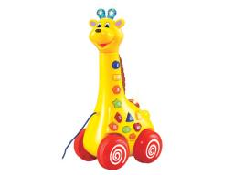 "Игрушка Умка ""Каталка-жираф"""