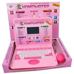 Детский компьютер Joy Toy русско-английский