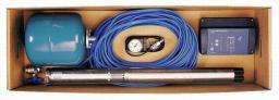 Пакет для водоснабжения Grundfos SQE 3-105 с прибором CU301 (кабель 80 м)