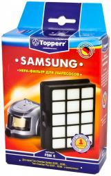 Фильтр  Topperr 1105 FSM 6 HЕРА для пылесоса Samsung SC65... SC66... серий, H12, 1 шт.в ед.