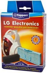 Комплект фильтр Topperr 1127 FLG 891 для пылесосов LG серия Kompressor (VEF-SQ4NS)