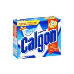 Средство для умягчения воды Calgonit CALGON 12 таблеток
