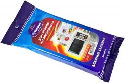 Topperr 3620 Влажные салфетки для СВЧ и холодильника, 30 шт.