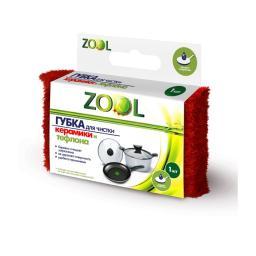 Zool Губка для очистки тефлоновых и керамических покрытий ZL 908
