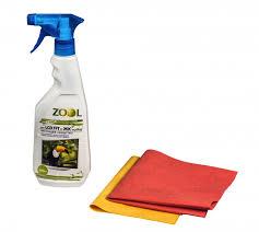 Средство чистящее Zool ZL-372 для плазменных, LCD, TFT и ЖК экранов