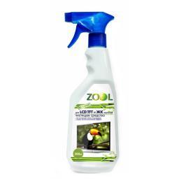 Чистящее средство Zool ZL-371 для плазменных, LCD, TFT и ЖК экранов,  500 мл
