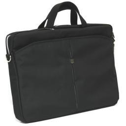 Сумка для ноутбука Continent CC-01 Black/Silver