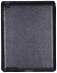 Чехол-книжка Protective Case для The New IPad Booklet кожа кожа, черный