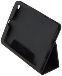 Чехол LaZarr Booklet Case для Apple Ipad mini, эко кожа, черный
