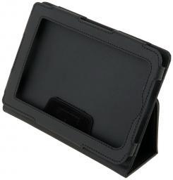 Чехол LaZarr Booklet Case для PocketBook 613, эко кожа, черный
