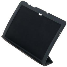 Чехол LaZarr Protective Case для Galaxy Tab 2 (10.1)-GT-P5100/5110, эко кожа, черный