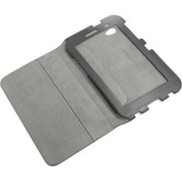 Чехол LaZarr Folio Case для Samsung Galaxy Tab2 P3100/P3110, кожа, черный