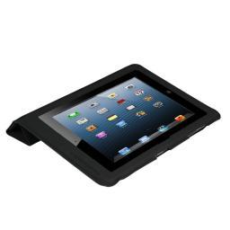 Чехол LaZarr Protective Case для Apple New iPad, эко кожа, черный