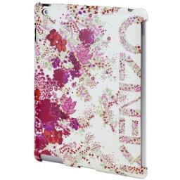 Чехол Kenzo Chiara Cover для iPad2/iPad3 пластик белый + пленка на экран