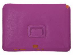 Чехол LaZarr Folio Case для Samsung Galaxy NOTE N8000, кожа, фиолетовый