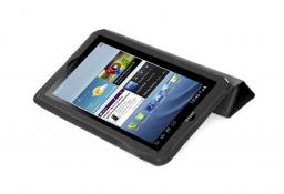 Чехол LaZarr Smart Folio Case для Samsung Galaxy Tab 2 P3100/P3110, кожа
