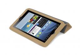 Чехол LaZarr Smart Folio Case для Samsung Galaxy Tab 2 P3100/P3110, кожа