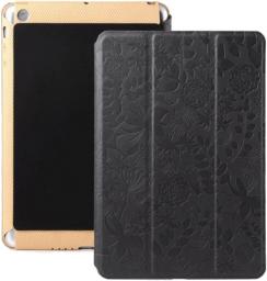 Чехол Gissar Flora для iPad черный