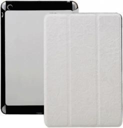 Чехол Gissar Flora для iPad белый