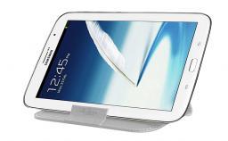 Чехол LaZarr Folding Sleeve для планшетов до 8 дюймов, кожа, белый