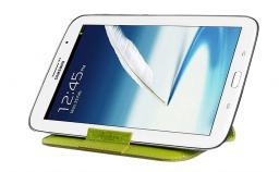 Чехол LaZarr Folding Sleeve для планшетов до 8 дюймов, кожа, зеленый