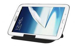 Чехол LaZarr Folding Sleeve для планшетов до 8 дюймов, кожа, черный