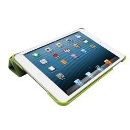 Чехол LaZarr iSmart Case для Apple iPad Mini, эко кожа,зеленый
