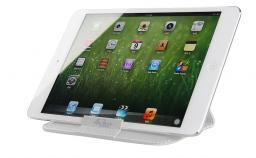 Чехол LaZarr Folding Sleeve для планшетов до 10 дюймов, кожа, белый
