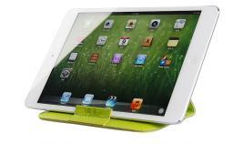 Чехол LaZarr Folding Sleeve для планшетов до 10 дюймов, кожа, зеленый
