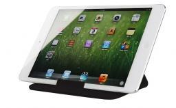 Чехол LaZarr Folding Sleeve для планшетов до 10 дюймов, кожа, черный