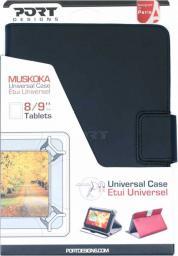 "Чехол PortDesigns Muskoka Universal Black 8/9"""