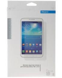 "Защитная пленка Deppa для ПК Samsung Galaxy Tab 3, 8.0"", прозрачная"